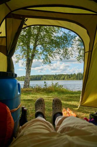 Abenteuerurlaub in Schweden