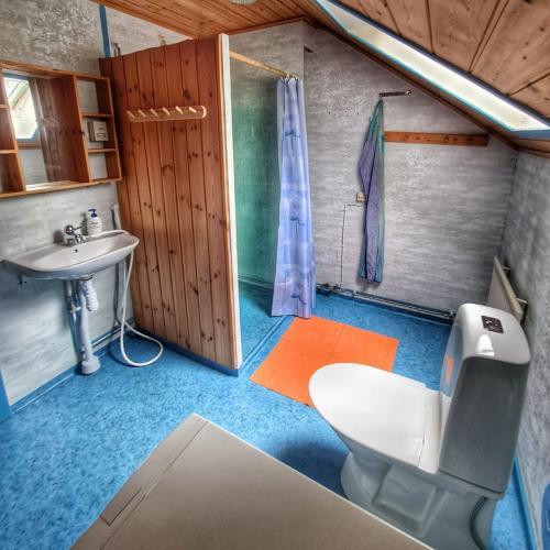 Ferienhaus Mittelschweden Badezimmer